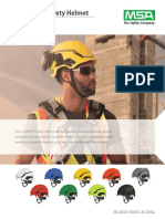 V GARD H1 Helmet Bulletin