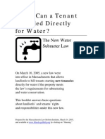 Water Law Booklet