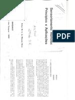 Sensoriamento Remoto - Princípios e Aplicações.