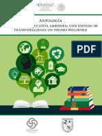 Antologia, Intervención Educativa Ambiental Con Sentido de Transversalidad