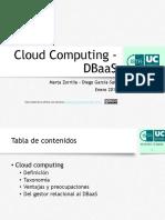 Tema 3.1Cloud Computing