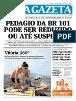 Jornal A Gazeta 17/03/2017