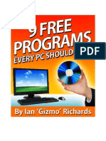 Nine Free Programs eBook 2E