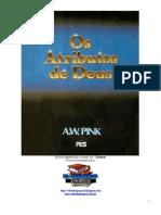 Os Atributos de Deus - A. W. Pink..doc