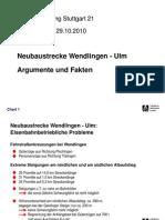 Stuttgart 21 Schlichtung - [2] 2010-10-29 - Rössler