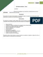 Actividad Evaluativa - Eje 3 Fundamentos de Investigacion