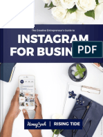 Rising Tide Instagram for Business