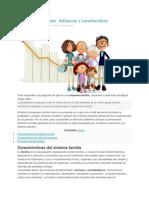 Administracion de Socios Empresas Familiares Caracteristicas