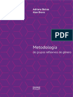 METODOLOGÍA REFLEXIVA DE GRUPOS DE GÉNERO