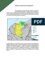 ANEXO 3. Caracteristicas Climaticas Departamento Del Magdalena