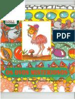 Ovos misteriosos - livro