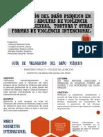 VALORACIÓN DEL DAÑO PSÍQUICO EN VÍCTIMAS ADULTAS (listo).pptx