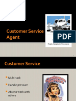 Customer Service Agent Final