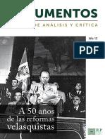 A 50 años de la reforma Velasquista en Perú