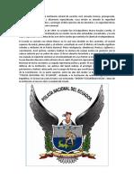 La Policía Nacional Escudo