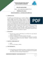 Practica Nº 03 Pérdidas de Carga Local Contracc y Ensancha