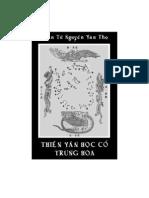 Thien Van Hoc Co Trung Hoa PDF