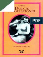 Dulces Flagelaciones - Anonimo