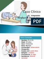 Caso Clinico Psiquiatria