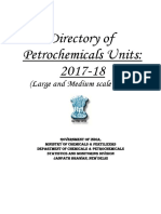Directory of Petrochemical Units