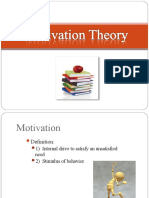 0308 Motivation Theory