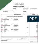 Batangas Client Engagement RFP