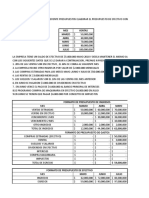 Ejercicios de Clase Presupuestos