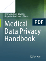 Medical Data Privacy Handbook - Gkoulalas Divanis and Loukides Eds.