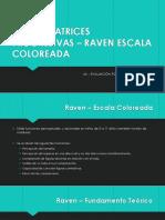 Test de matrices progresivas Raven