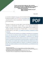 1era Edicion Articulo Maria Rivera
