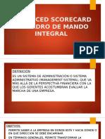 BALANCED SCORECARD o CUADRO DE MANDO INTEGRAL-1.pptx