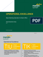 01. Operational Excellence (COG)