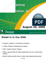 Anniston Marketing Session by Buxton