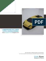 Lamborghini Gallardo Superlegerra LP-570 Papercraft.pdf