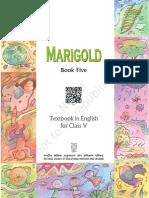 English Marigold Class 5