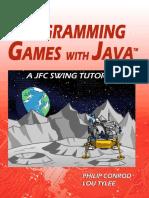 Programming Games Java Swing Tutorial