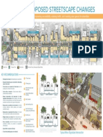 LARK STREET PROPOSED STREETSCAPE CHANGES