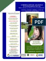 Plan de Desarrollo Amazonas