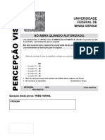 2016 UFMG Percepcao Visual 2016