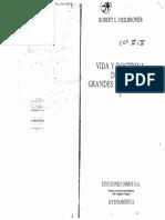 184308128 Heilbroner Robert Vida y Doctrina de Los Grandes Economistas Cap 3 y 4