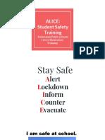 Alice KPS Pre-K to Grade 3 ALICE 2 October 2019 ES.nb