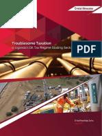 Oil Tax Regime - Tough Times