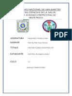 Historia Clínica Pediátrica n4