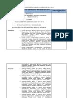 Matriks Road Map Kkp 2015