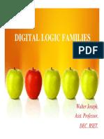 De Module 2 Logic Families