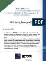 Triple impacto de enfermería