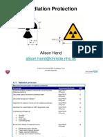 4.11 Radiation Protection - AH