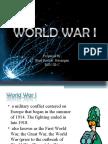 World War 1.. Converted!