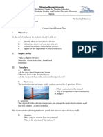 Corpus-based Lesson Plan