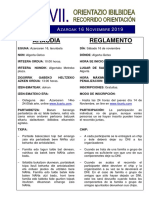 Reglamento Orientación 2019 Vs1